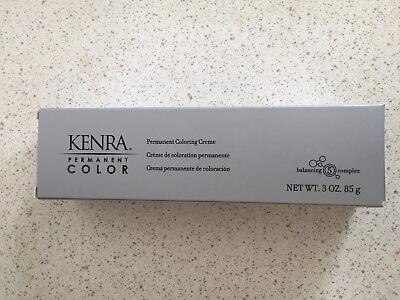 Kenra Color Level 1 Permanent Hair Colour 85g 1N Black Natural Big Size 😍