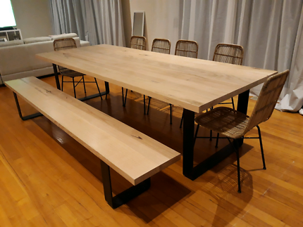 square dining table custom made in melbourne tables gumtree australia knox area ferntree gully 1193339850 custom office tables f42 office