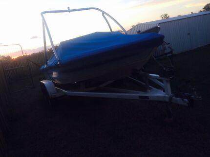 Raider Ski Boats For Sale Urgent Sale 350 Chev Ski Boat
