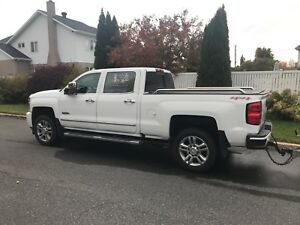 Chevrolet Silverado 2500 Diesel High Country