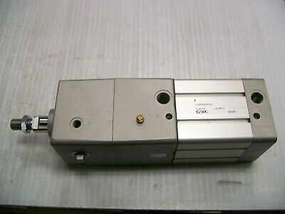Smc Cp95ndb100-50 C95n100d-ua Ce2 Pneumatic Air Ram Cylinderactuator New Freesh