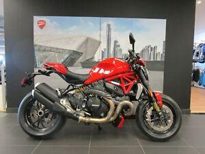 2018 Ducati Monster 1200 R