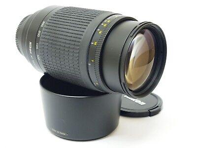 Nikon AF 70-300mm F4-5.6 G Zoom Lens. Stock No u9118