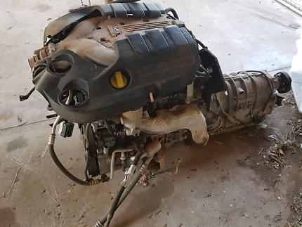 Ve commodore engine