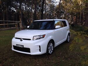2010 Toyota Rukus Wagon Martinsville Lake Macquarie Area Preview