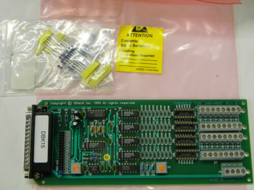 New Omega OMB-DBK15  Universal Current/Voltage Input Card D1