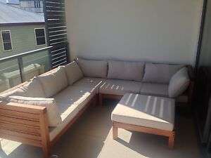 Outdoor sofa setting, Freedom Portsea mkII Lutwyche Brisbane North East Preview