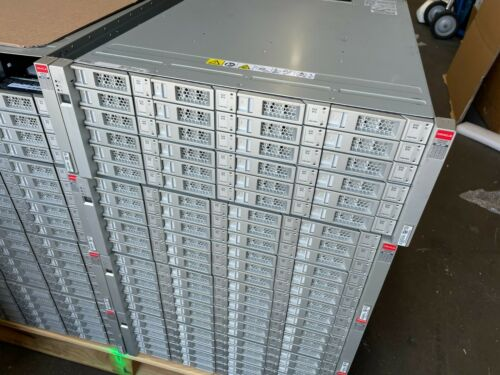 Oracle Sun 192TB 24-Bay ZFS Storage Expansion DE2-24C with 24 x 8GB