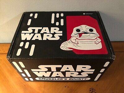 Funko Pop! Smuggler's Bounty Box Jabba The Hutt Star Wars