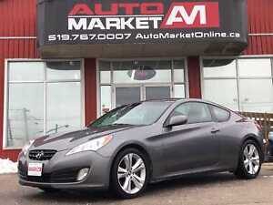 2012 Hyundai Genesis Coupe 2.0T, Alloys, WE APPROVE ALL CREDIT