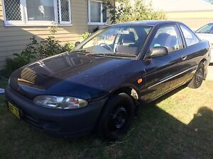 1993 Mitsubishi Lancer Coupe Belmont Belmont Area Preview