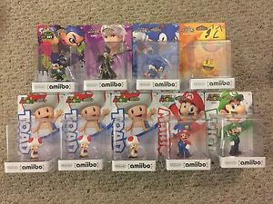Amiibo Figures For Sale Or Trade