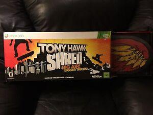 XBOX360 - Tony Hawk Shred