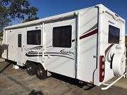 JAYCO STERLING FAMILY. DOUBLE BUNKS Seville Grove Armadale Area Preview