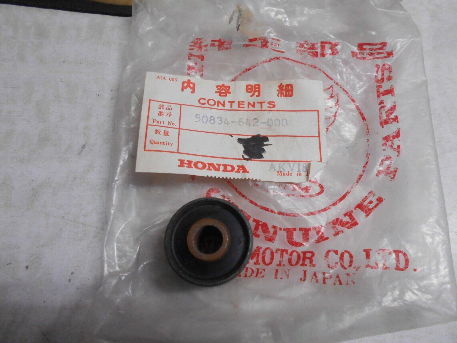 Car Parts - GENUINE HONDA CAR PARTS TORQUE ROD RUBBER BUSH A CIVIC 2 &3 DR1200 50834-642-000