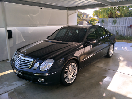 Mercedes-Benz E280 2007 bitcoin swap