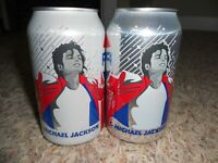 Pepsi Michael Jackson 2018 Collectible Can Unopened FULL