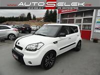 Kia Soul White Collection*PDC*ALU*