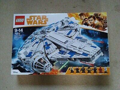 LEGO Star Wars 75212 Kessel Run Millenium Falcon - NEW, RETIRED SET