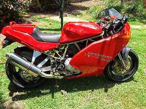 Ducati 900ss 1996 Eagleby Logan Area Preview