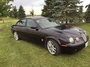 Jaguar S Type R Supercharged V8 Low kms