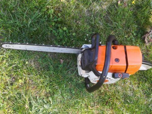 50cm Schwert Schiene 2 Ketten passend f Stihl MS391 391