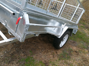galvanize trailer fully welded Southbank Melbourne City Preview