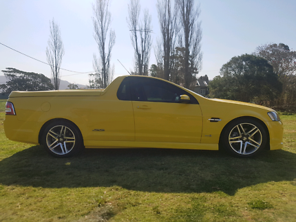 2010 holden commodore SS MAN utility V8