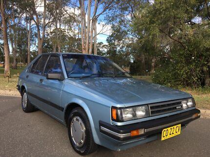 1987 Nissan Pulsar GL Hatch 165000km 5Months Rego Low Kms