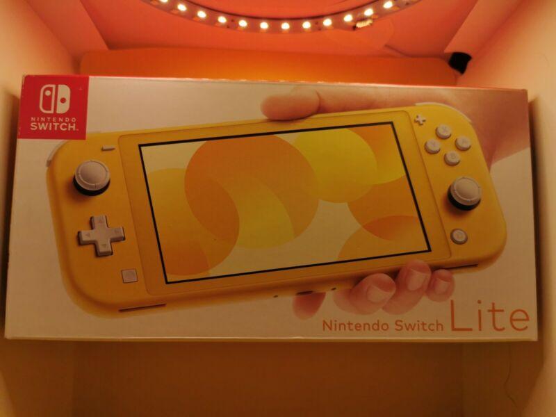 New+Nintendo+Switch+Lite+Handheld+Console+Multiple+Colours+UK+SELLER+