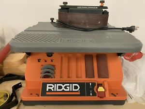RIGID PONCEUSE A BANDE-BELT OSCILATING SANDER