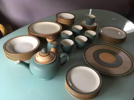 Denby dinner ware Mayfare design | Dinnerware | Gumtree Australia ...