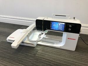 Bernina 780 E sewing machine and embroidery