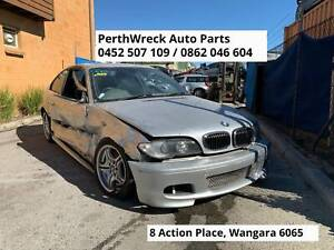 BMW 325Ci E46 2dr Wrecking parts, panel, engine etc for sale Wangara Wanneroo Area Preview