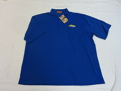 NWT NEW HOLLAND CASE IH AGRICULTURE CONSTRUCTION TRACTOR MENS POLO LARGE Case Ih New Holland