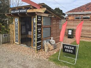 Bellarine Worms - Firewood & Mini Garden Supplies Point Lonsdale Outer Geelong Preview