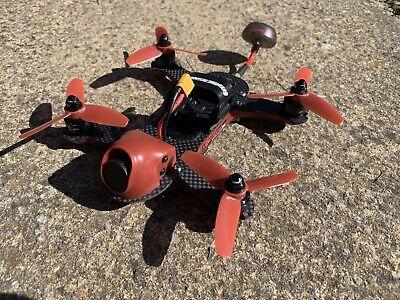 Rc Quadcopter FPV.  Immersionrc Vortex 150 Mini Race Quad BNF With Spektrum
