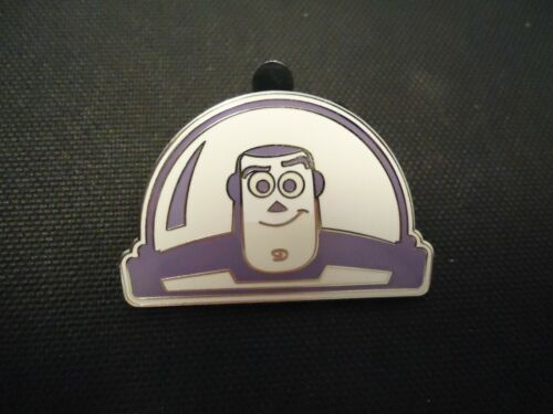 DISNEY PIXAR TOY STORY 3 REVEAL CONCEAL MYSTERY BUZZ LIGHTYEAR CONCEAL ONLY PIN