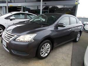 2013 NISAN PULSAR SEDAN Burnie Burnie Area Preview