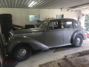 1952 Bentley MKVI