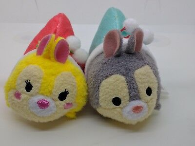 Thumper and Miss Bunny Japan Advent Christmas Calendar Disney Tsum Tsum