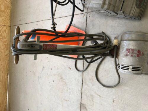 Clarke EC-8 Drum Sander - Professional Floor Power Sanding
