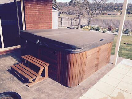 Spa - outdoor Youngtown Launceston Area Preview