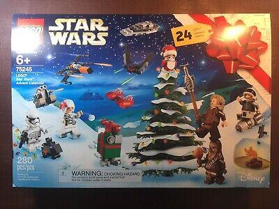 LEGO Star Wars 75245 Christmas 2019 Advent Calendar 280 pcs (BRAND NEW)