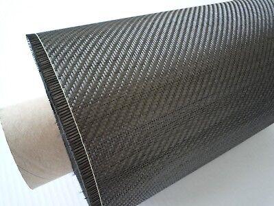 Carbon Fiber Cloth Fabric 2x2 Twill 12wide