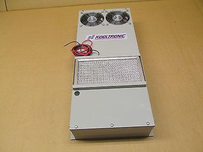 1 New Kooltronic K7xhe120a Heat Exchanger 24vdc 1.3 Amp 160 Degree Max