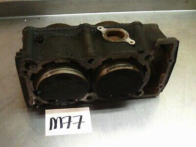1998 <em>YAMAHA</em> TDM850 TDM 850 ENGINE CYLINDER BARRELS  PISTONS M77