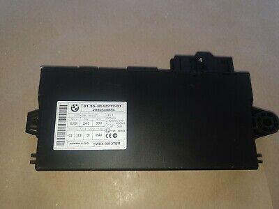 BMW 1 3 Series E81 E87 E90 E91 ECU Key Reading Module Control Unit CAS 3 9147212