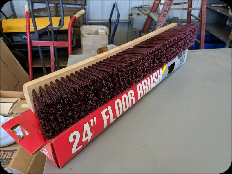 """24"""" Floor Brush Head Magnolia"""