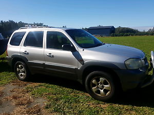 (WRECKING) Mazda Tribute V6 4x4 Williamtown Port Stephens Area Preview